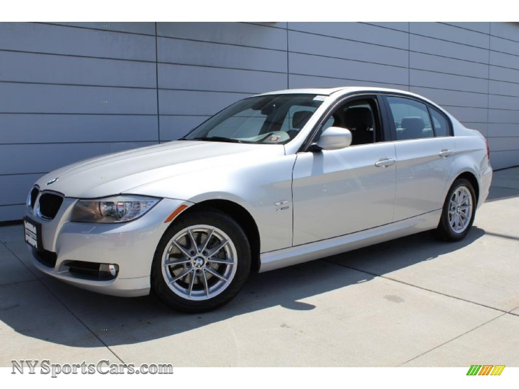 2010 bmw 3 series 328i xdrive sedan in titanium silver. Black Bedroom Furniture Sets. Home Design Ideas