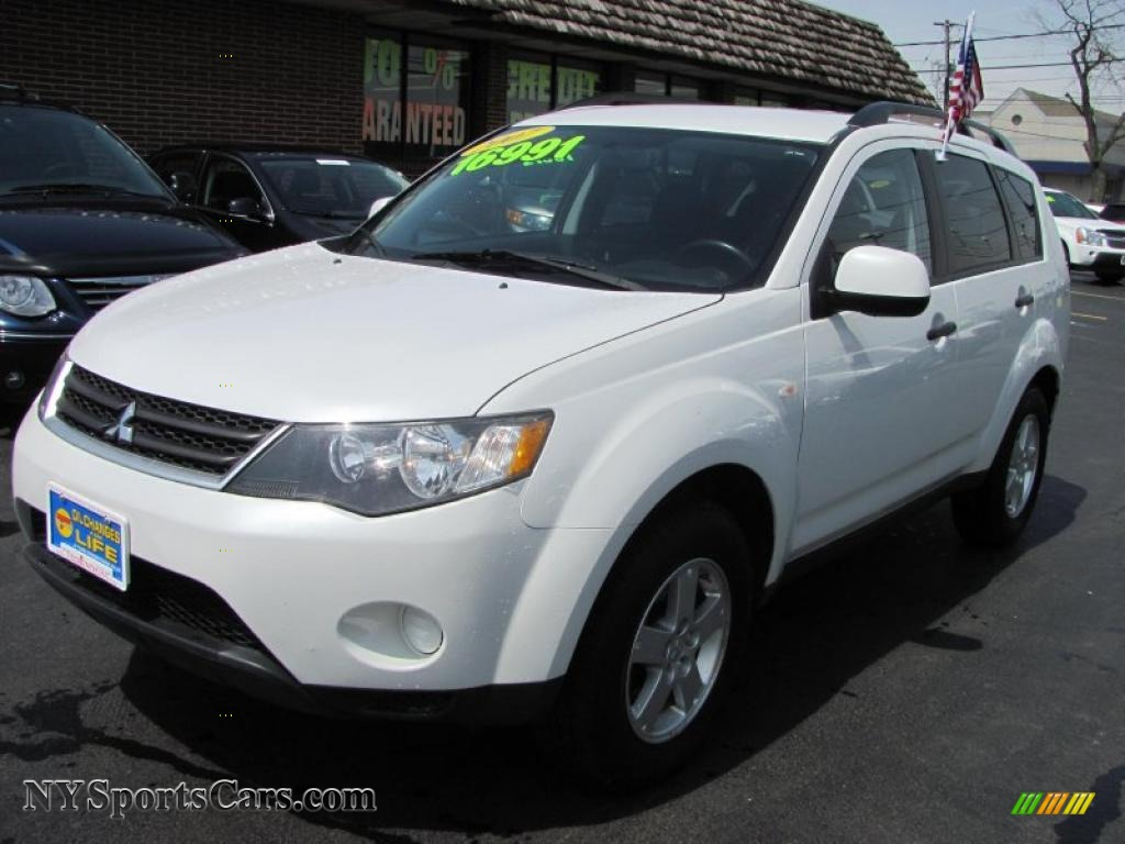 2007 mitsubishi outlander 2 4 related infomation specifications weili automotive network. Black Bedroom Furniture Sets. Home Design Ideas