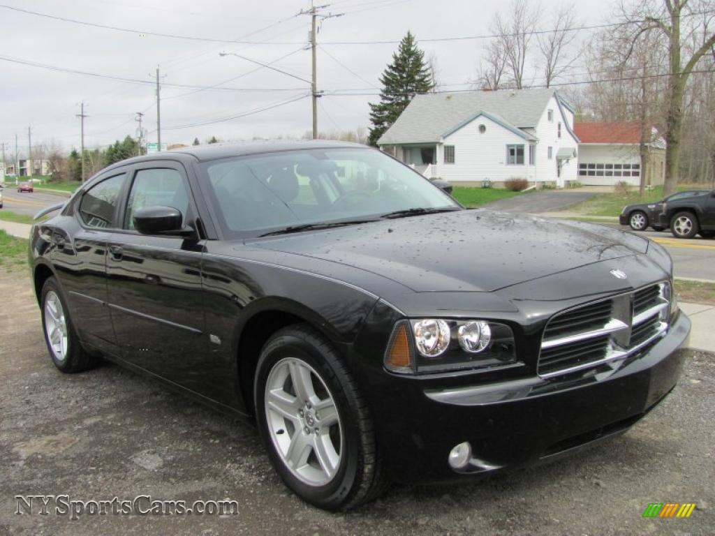 2010 dodge charger sxt in brilliant black crystal pearl - 245967