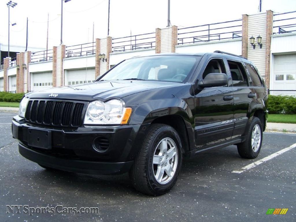 Infiniti Qx60 For Sale >> 2005 Jeep Grand Cherokee Laredo 4x4 in Brilliant Black ...