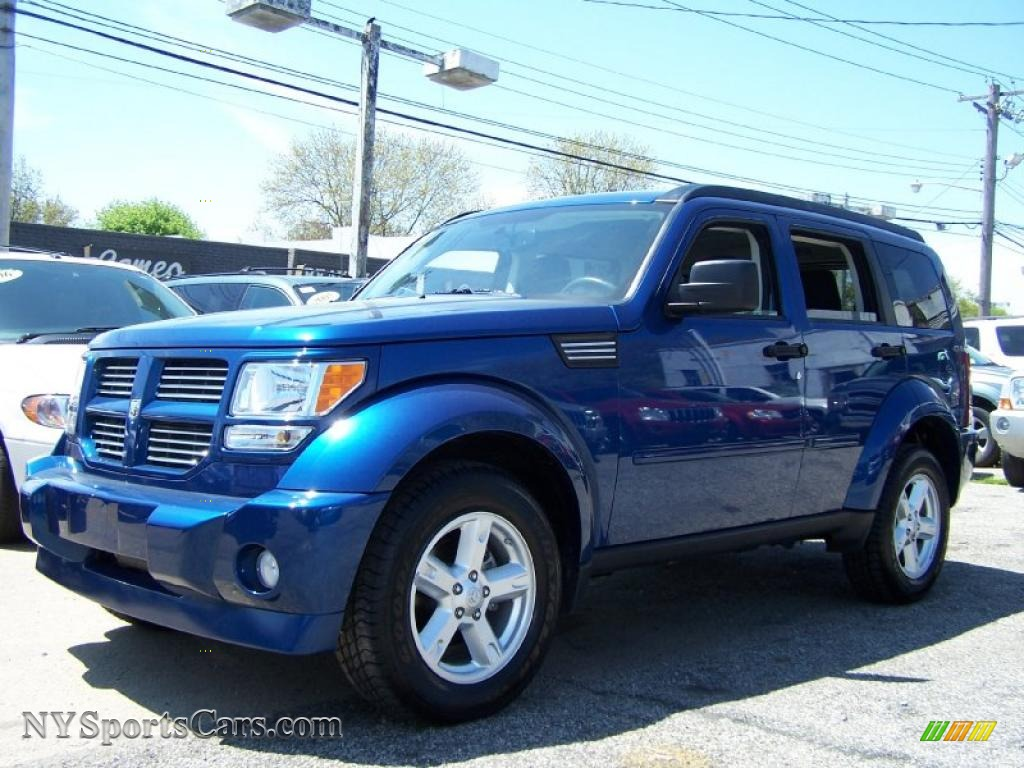 2010 dodge nitro sxt 4x4 in deep water blue pearl 116440 cars for sale in. Black Bedroom Furniture Sets. Home Design Ideas
