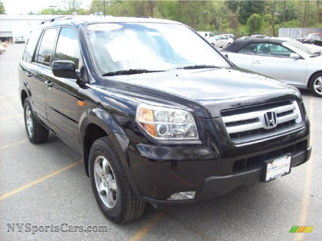 2013 Honda Pilot Ex L For Sale >> 2006 Honda Pilot EX-L 4WD in Nighthawk Black Pearl ...