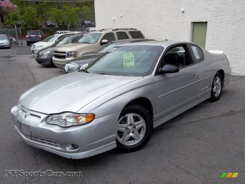 2003 chevrolet monte carlo ss in galaxy silver metallic 404398 cars for. Black Bedroom Furniture Sets. Home Design Ideas