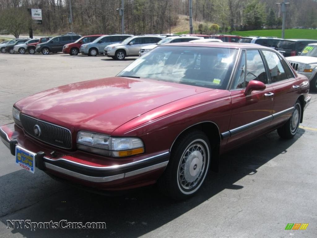 1995 Buick LeSabre Custom in Ruby Red Metallic - 502716 | NYSportsCars ...