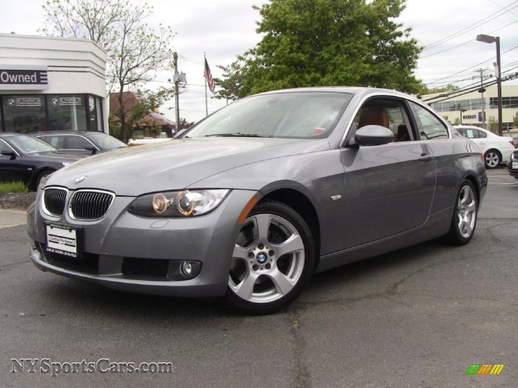 BMW Series I Coupe In Space Grey Metallic - 2008 bmw 328 coupe
