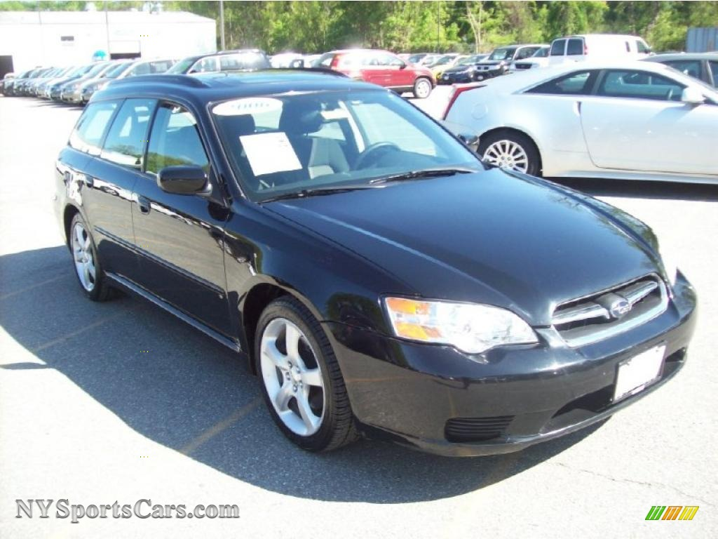 2006 Subaru Legacy 2.5i Limited Wagon in Obsidian Black ...
