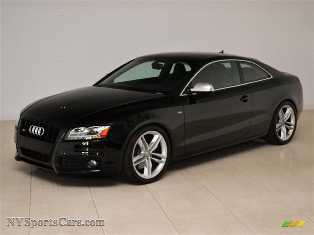 2011 audi s5 4 2 fsi quattro coupe in brilliant black 032395 cars for. Black Bedroom Furniture Sets. Home Design Ideas