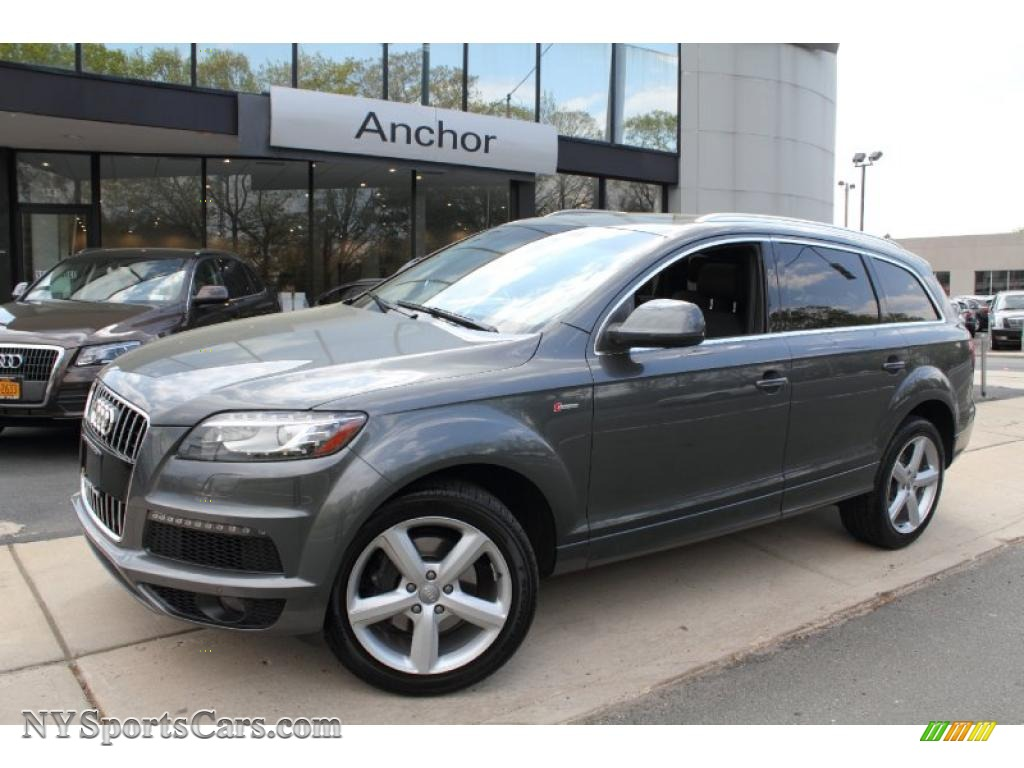 2011 Audi Q7 3 0 Tfsi Quattro In Graphite Grey Metallic