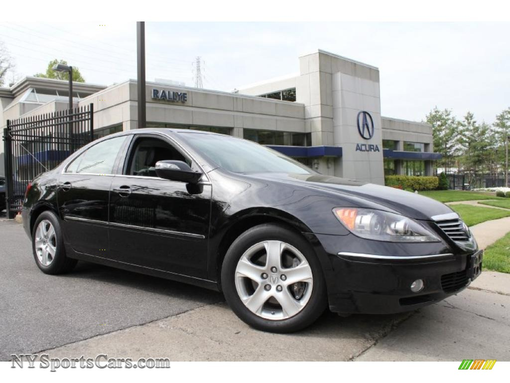 2008 acura rl 3 5 awd sedan in nighthawk black pearl 003475 cars for sale. Black Bedroom Furniture Sets. Home Design Ideas
