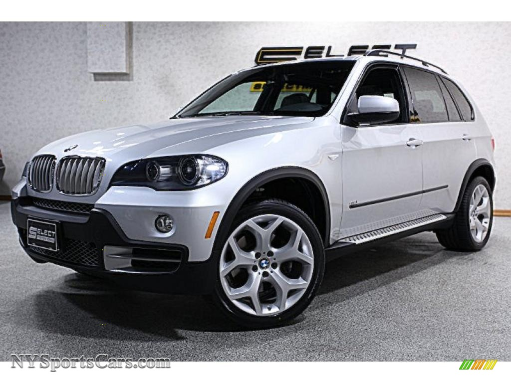 2008 bmw x5 in titanium silver metallic 161223 cars for sale in new york. Black Bedroom Furniture Sets. Home Design Ideas
