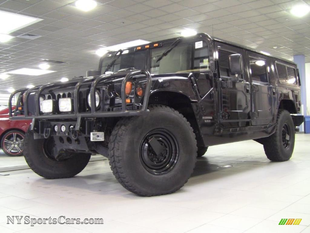 1998 Hummer H1 Wagon in Black - 181308 | NYSportsCars.com - Cars for