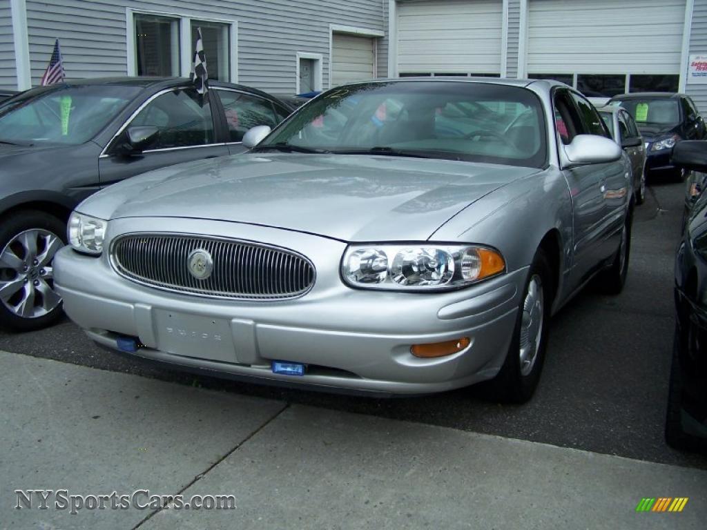 2000 buick lesabre custom in sterling silver metallic 103340 cars for. Black Bedroom Furniture Sets. Home Design Ideas