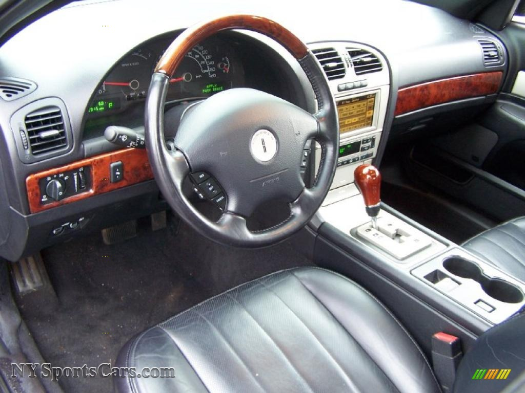 2004 Lincoln Ls V8 In Black Clearcoat Photo 10 626334 Nysportscars Com Cars For Sale In New York