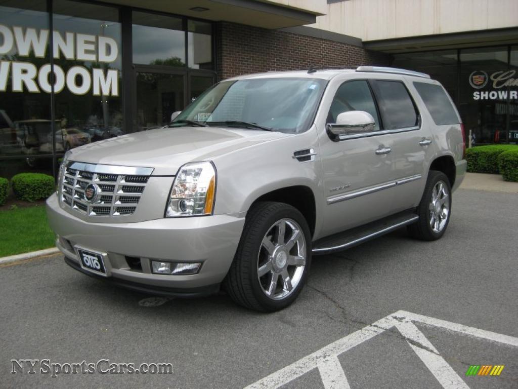 2007 Cadillac Escalade Awd In Quicksilver 327545