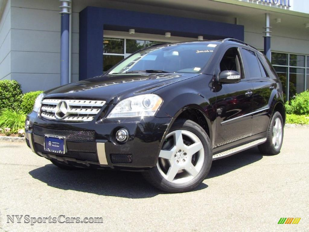 2008 mercedes benz ml 550 4matic in obsidian black for 2008 mercedes benz ml550 4matic