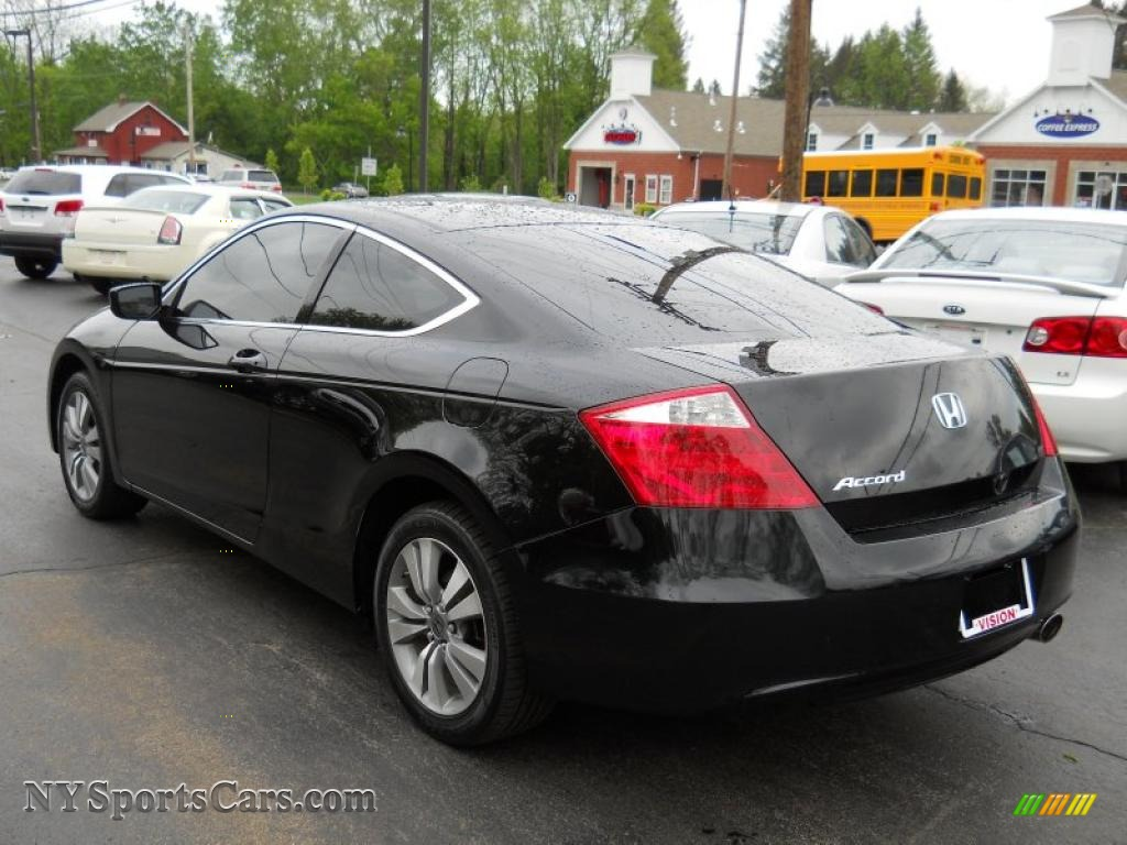 2008 Honda Accord LX-S Coupe in Nighthawk Black Pearl ...