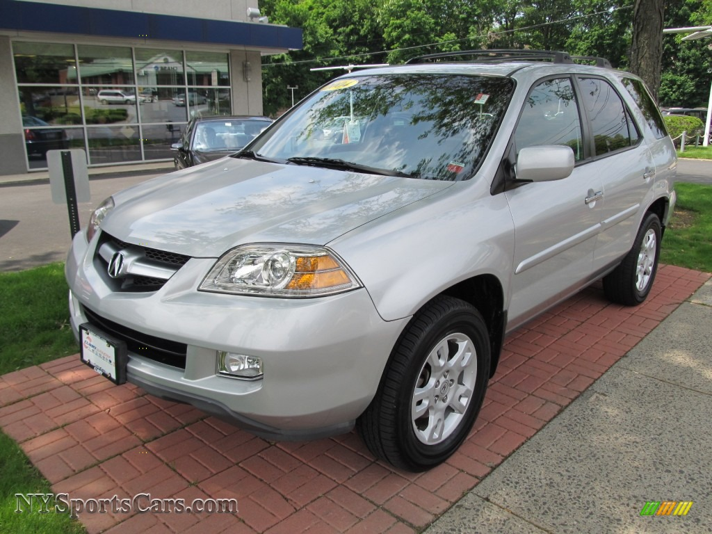 2004 acura mdx touring in starlight silver metallic. Black Bedroom Furniture Sets. Home Design Ideas