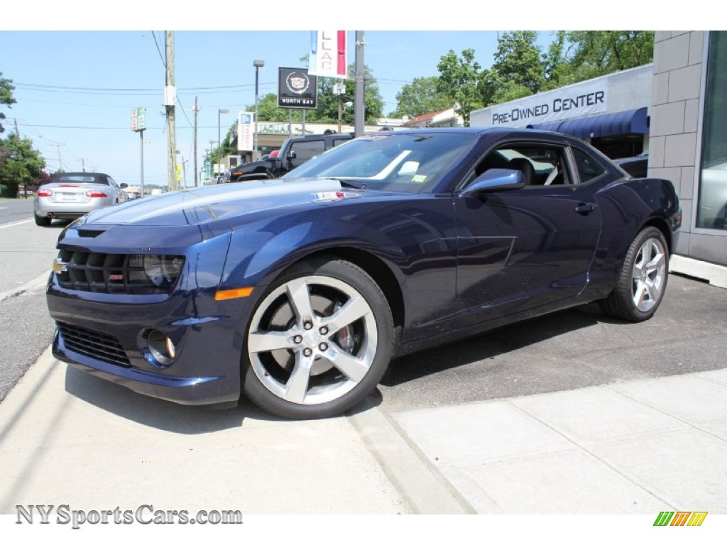 Northern Neck Chevrolet >> 2010 Chevrolet Camaro SS/RS Coupe in Imperial Blue Metallic - 207584 | NYSportsCars.com - Cars ...