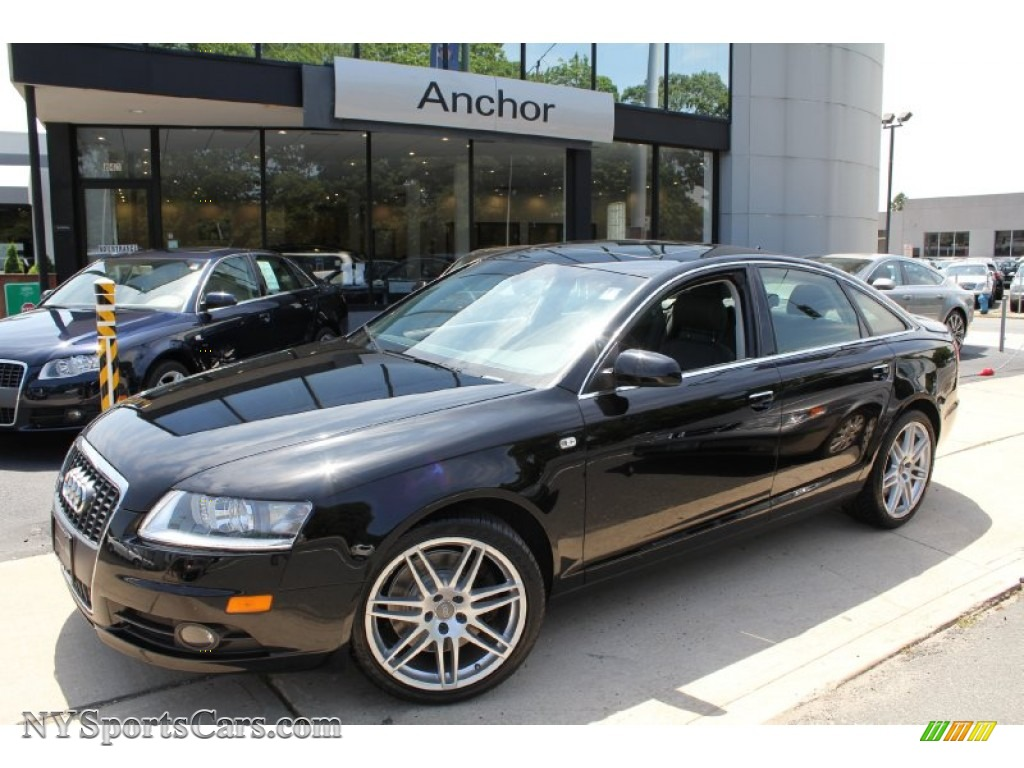 2008 Audi A6 4.2 quattro Sedan in Brilliant Black - 004745 ... Audi A Black Metalic on range rover black, audi s8 black, mercedes-benz cl550 black, audi black edition, audi s5 black, honda accord sedan black, mazda mazda3 black, audi s6 black, audi tt black, audi a4, 2016 audi rs black, audi b7 black, mercedes-benz e350 black, audi a7 black, audi s7 black, audi a5, audi a8, audi a3, volkswagen passat tdi black, audi q5,