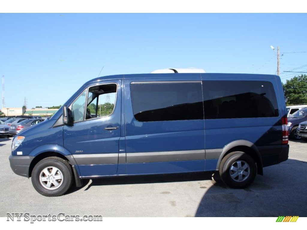 2011 mercedes benz sprinter 2500 passenger van in jasper for Mercedes benz sprinter passenger