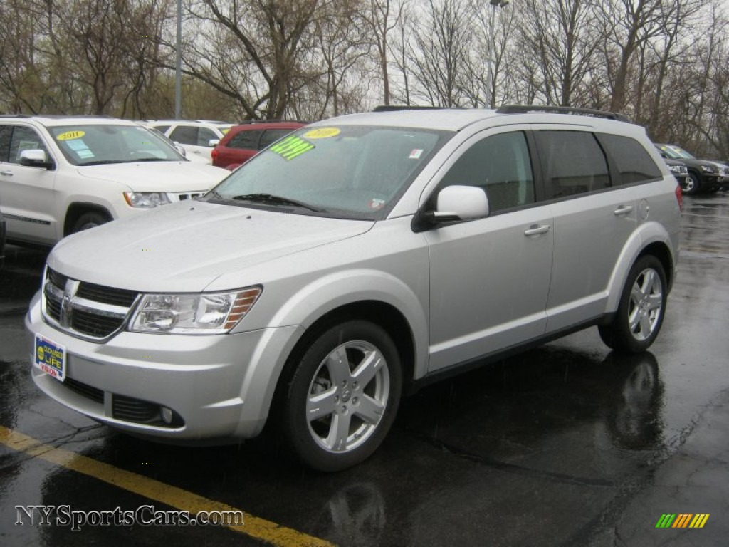 2010 dodge journey sxt awd in bright silver metallic 208360 cars for sale. Black Bedroom Furniture Sets. Home Design Ideas