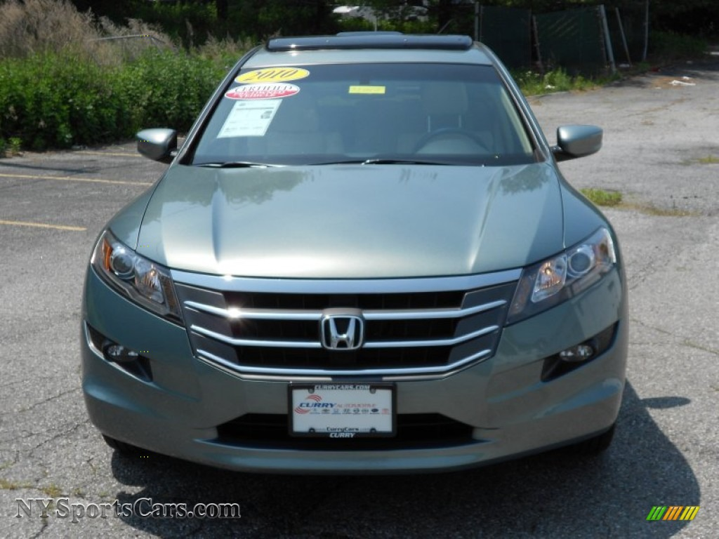 2010 Honda Accord Crosstour EX-L 4WD in Opal Sage Metallic ...