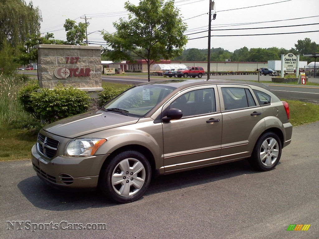 2007 dodge caliber sxt in light khaki metallic 259538 cars for sale in. Black Bedroom Furniture Sets. Home Design Ideas