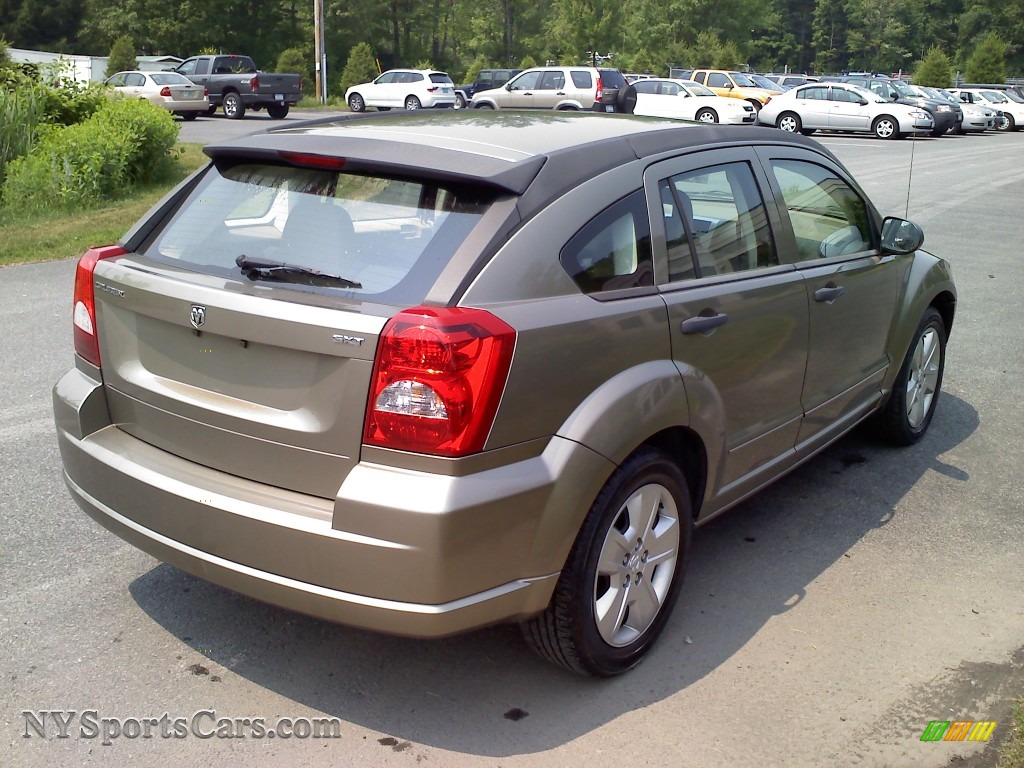 2007 dodge caliber sxt in light khaki metallic photo 7 259538 cars for. Black Bedroom Furniture Sets. Home Design Ideas