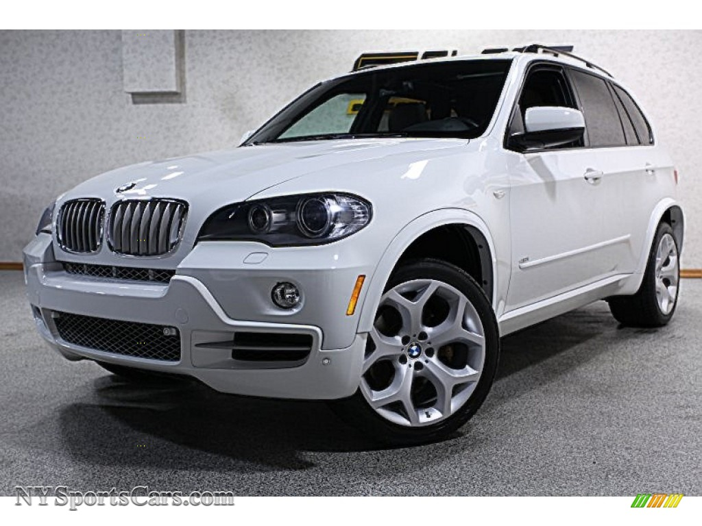 2007 bmw x5 in alpine white z44971 cars for sale in new york. Black Bedroom Furniture Sets. Home Design Ideas
