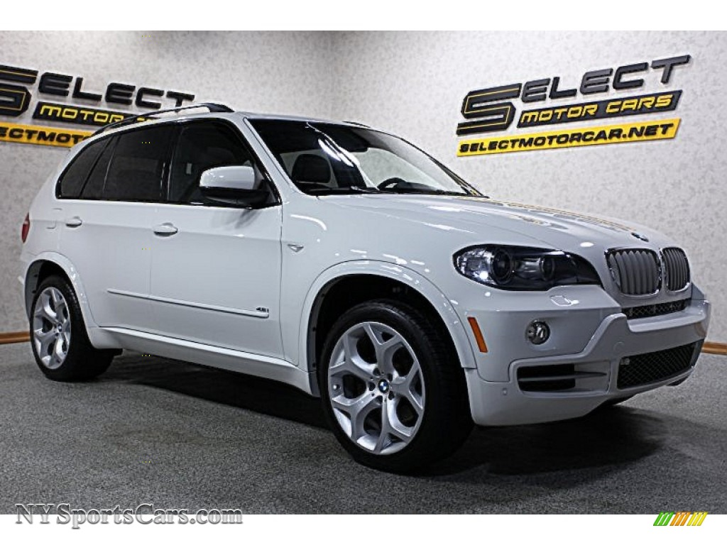 2007 bmw x5 in alpine white photo 3 z44971 cars for sale in new york. Black Bedroom Furniture Sets. Home Design Ideas
