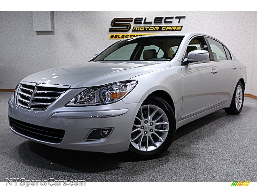 2010 hyundai genesis 3 8 sedan in platinum metallic 097278 cars for sale. Black Bedroom Furniture Sets. Home Design Ideas