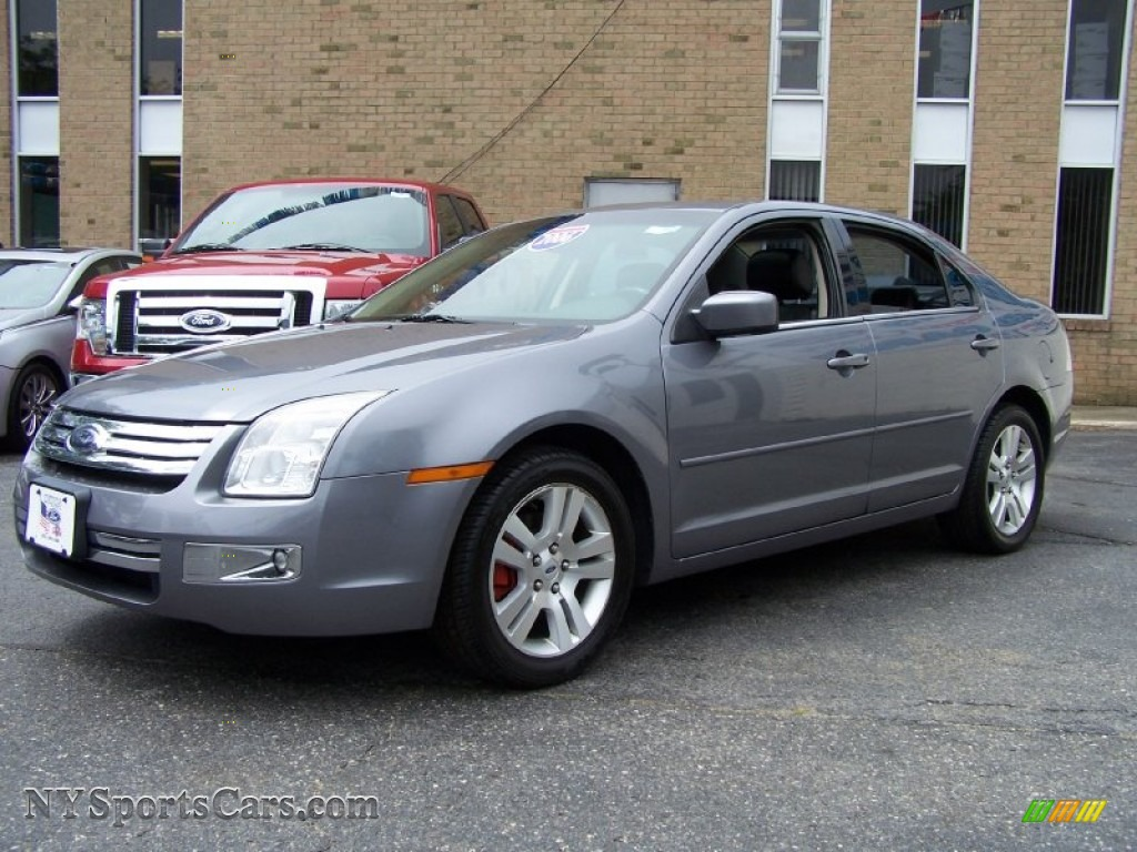 2006 ford fusion sel v6 in tungsten grey metallic 216021 cars for sale in. Black Bedroom Furniture Sets. Home Design Ideas