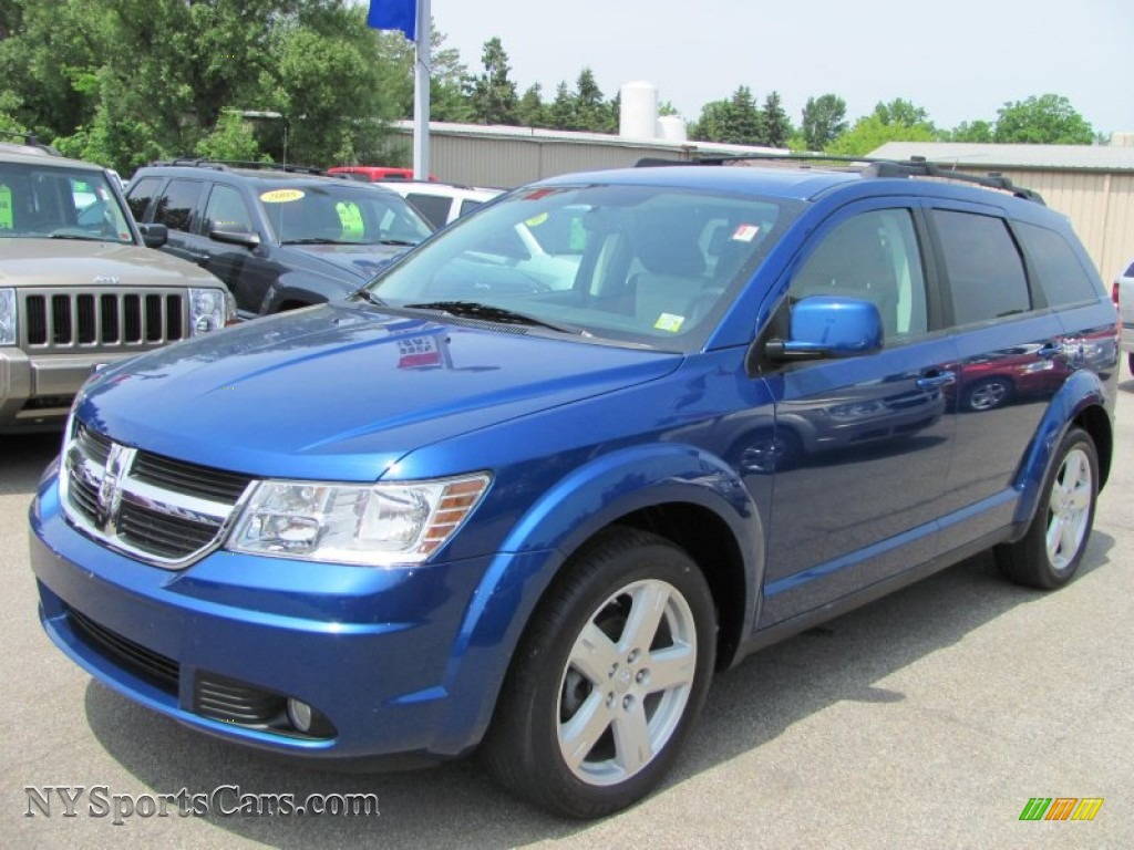2009 dodge journey sxt awd in deep water blue pearl 190627 cars for sale. Black Bedroom Furniture Sets. Home Design Ideas