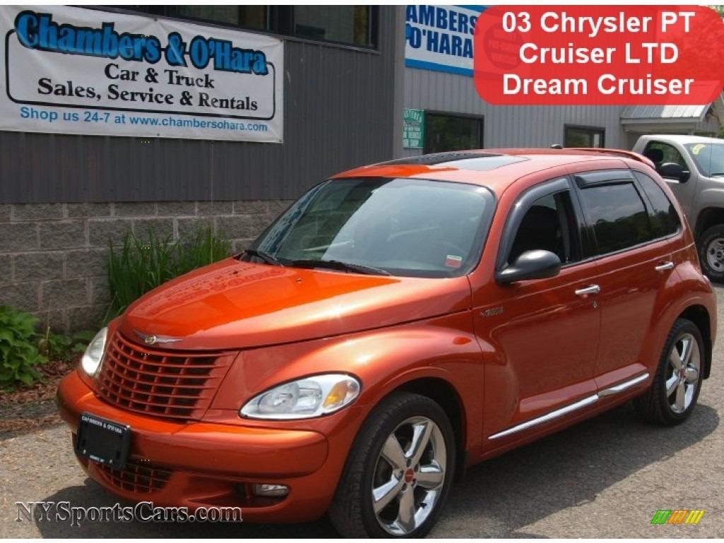 2003 Chrysler Pt Cruiser Dream Cruiser Series 2 In