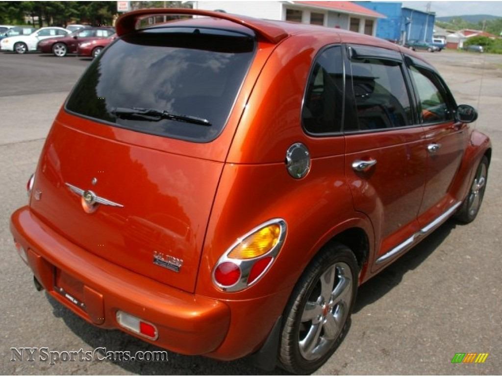 Buick Encore For Sale >> 2003 Chrysler PT Cruiser Dream Cruiser Series 2 in Tangerine Pearl photo #15 - 634551 ...