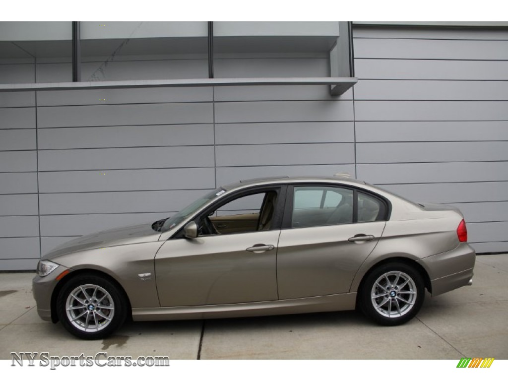 2010 bmw 3 series 328i xdrive sedan in platinum bronze. Black Bedroom Furniture Sets. Home Design Ideas