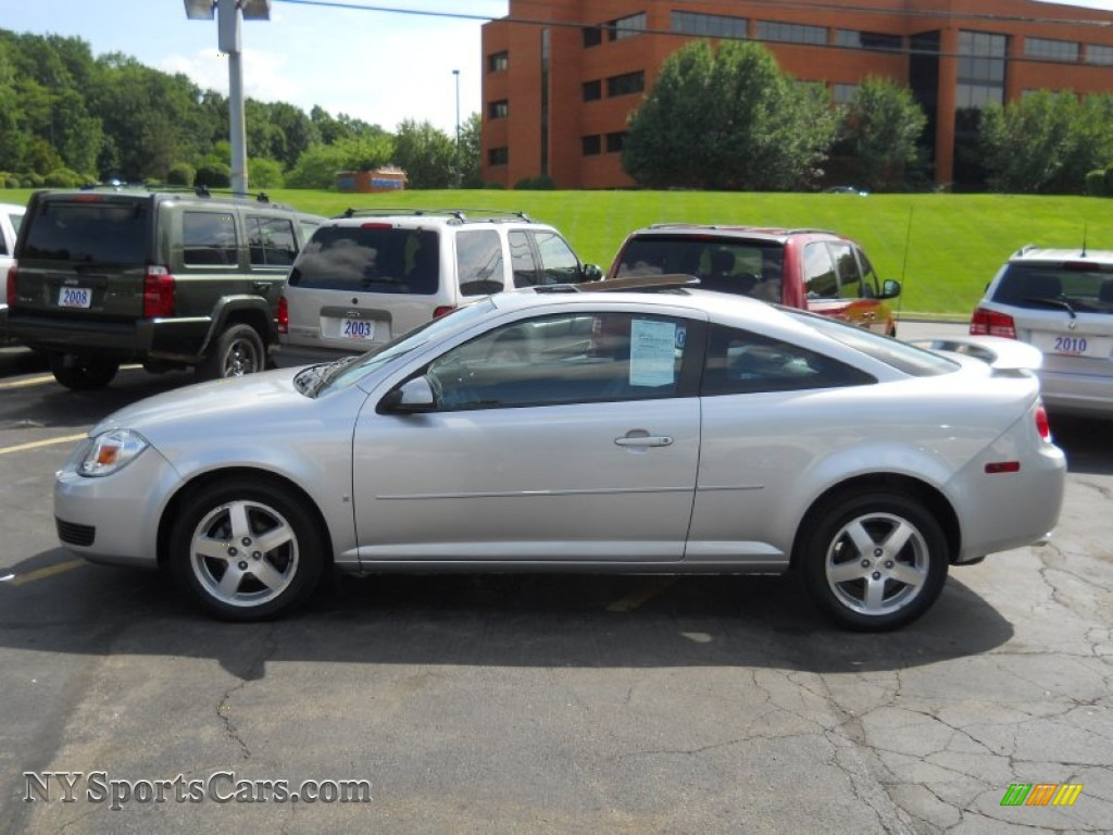 2006 Chevrolet Cobalt LT Coupe in Ultra Silver Metallic photo 15