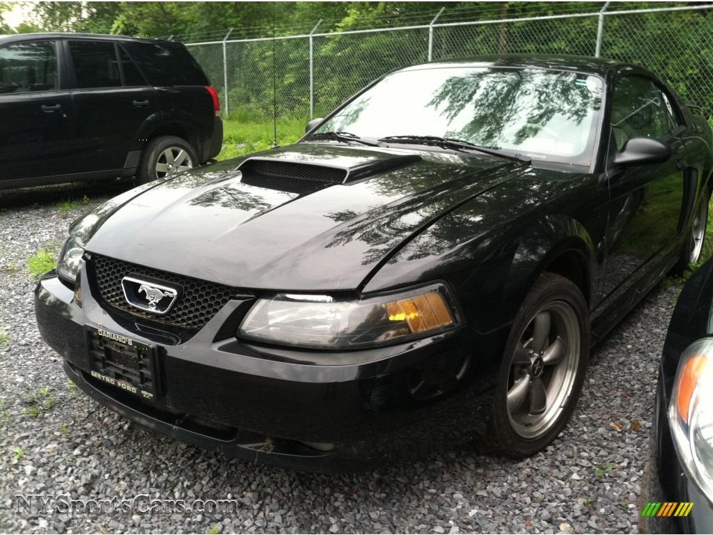2003 Mustang GT Black