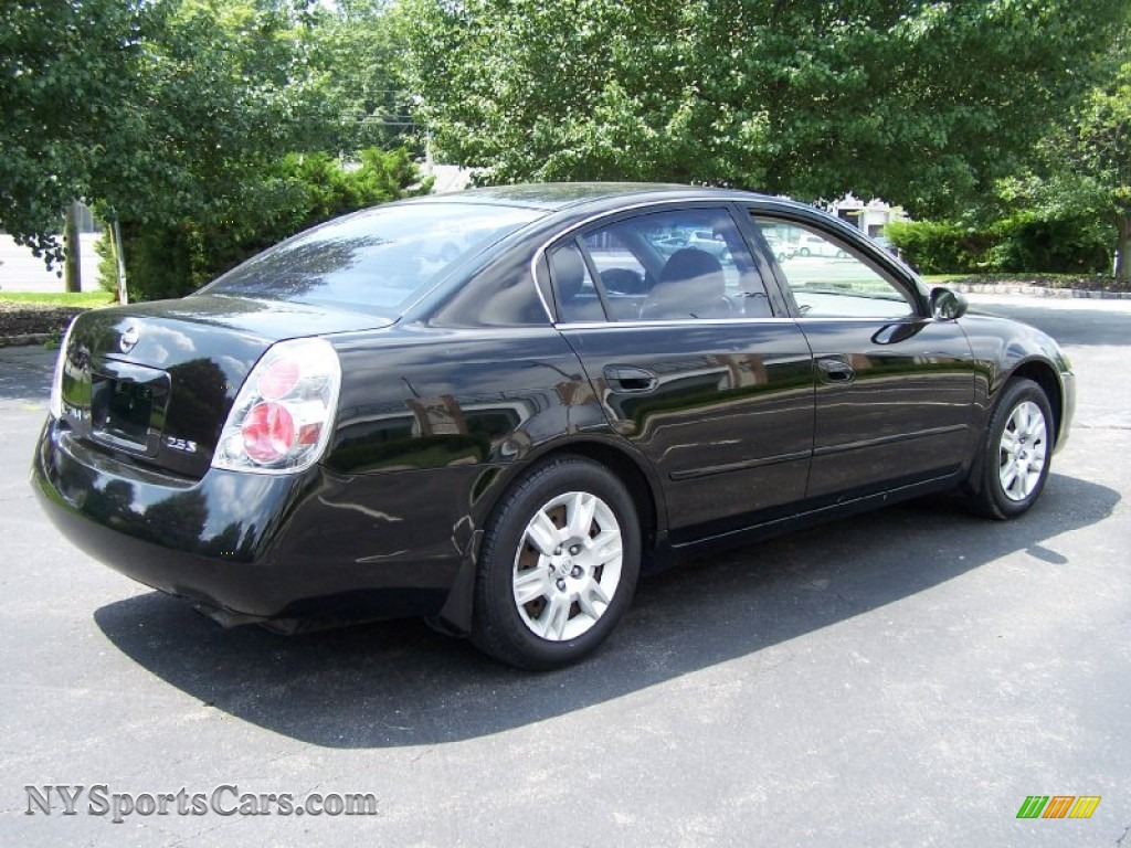 2005 nissan altima 2 5 s in super black photo 6 465373. Black Bedroom Furniture Sets. Home Design Ideas