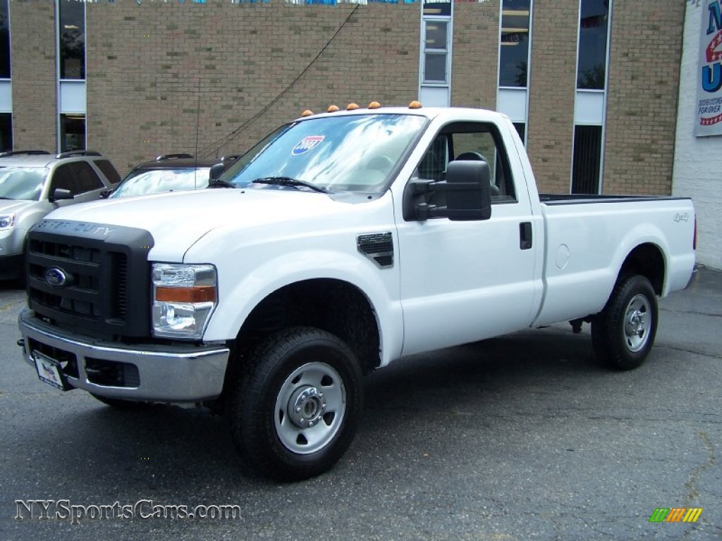 2008 ford f250 super duty xl regular cab 4x4 in oxford. Black Bedroom Furniture Sets. Home Design Ideas