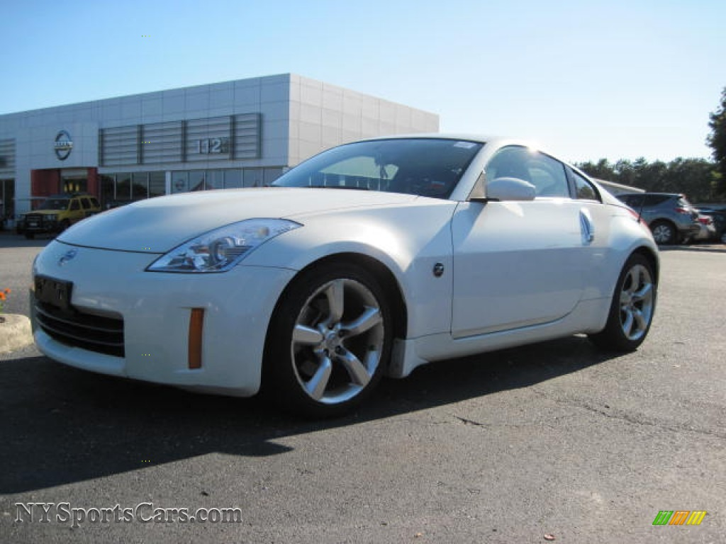 2007 nissan 350z coupe in pikes peak white pearl photo 3 505065 cars for. Black Bedroom Furniture Sets. Home Design Ideas