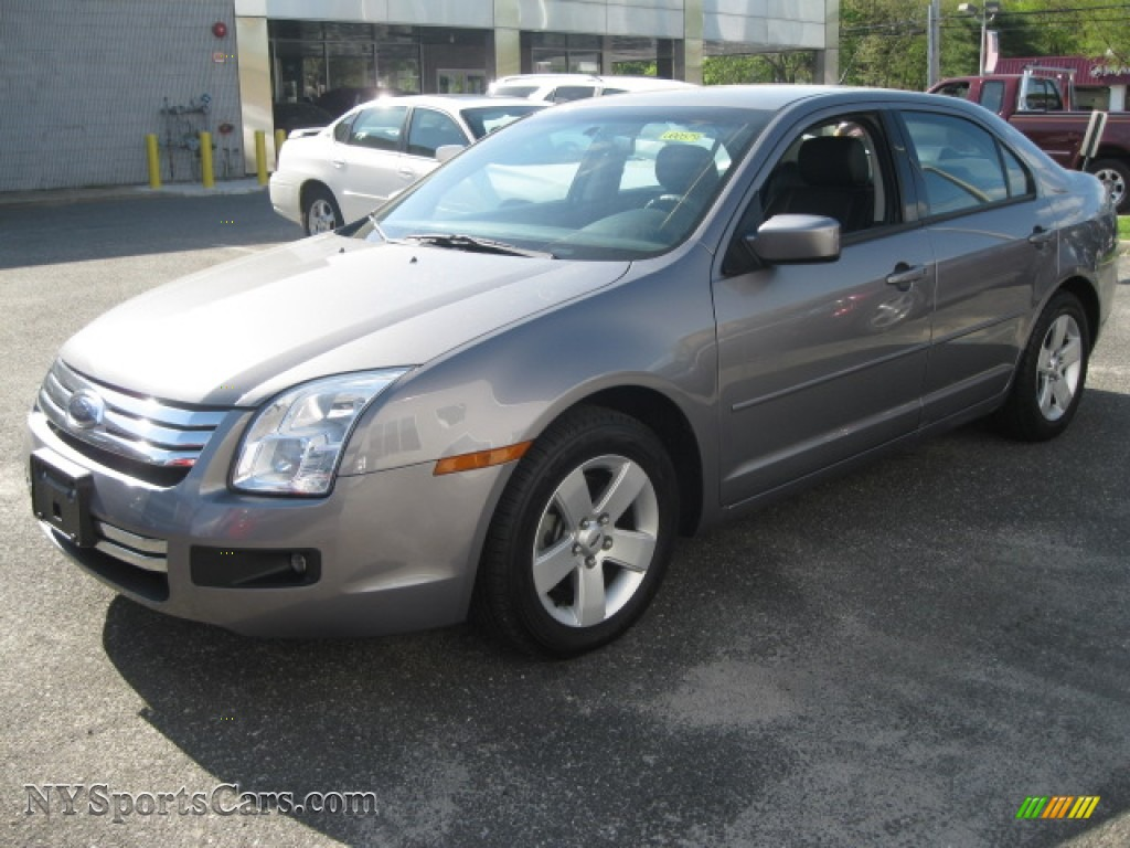 2007 ford fusion se v6 awd in tungsten grey metallic. Black Bedroom Furniture Sets. Home Design Ideas