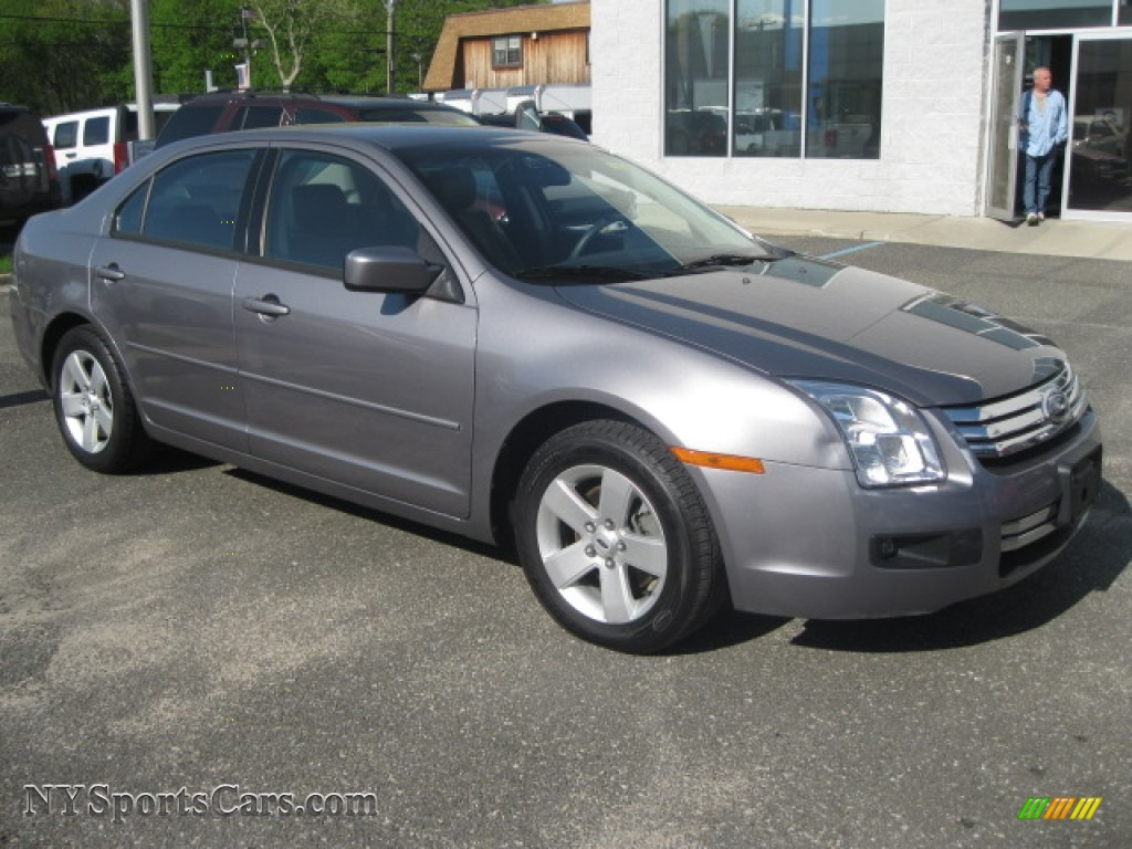 2007 ford fusion se v6 awd in tungsten grey metallic photo. Black Bedroom Furniture Sets. Home Design Ideas