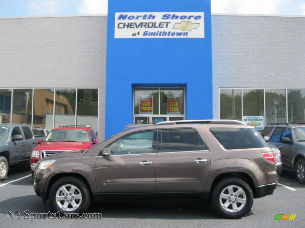 2008 Saturn Outlook Xr Awd In Cocoa 268836