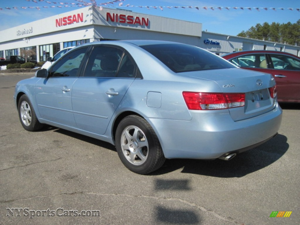 Hyundai Sonata 2006 Blue Www Imgkid Com The Image Kid