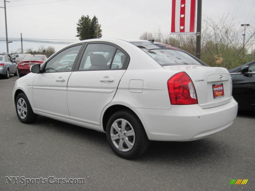 Gmc Terrain For Sale >> 2010 Hyundai Accent GLS 4 Door in Nordic White photo #2 - 455275 | NYSportsCars.com - Cars for ...