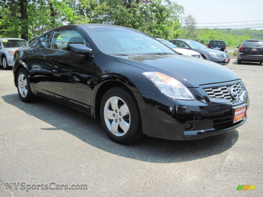 2008 nissan altima 2 5 s coupe in super black photo 4 267527 cars for. Black Bedroom Furniture Sets. Home Design Ideas