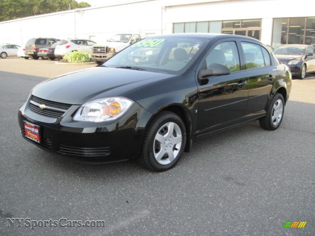 2006 chevrolet cobalt ls sedan in black 726509 cars for sale in new york. Black Bedroom Furniture Sets. Home Design Ideas