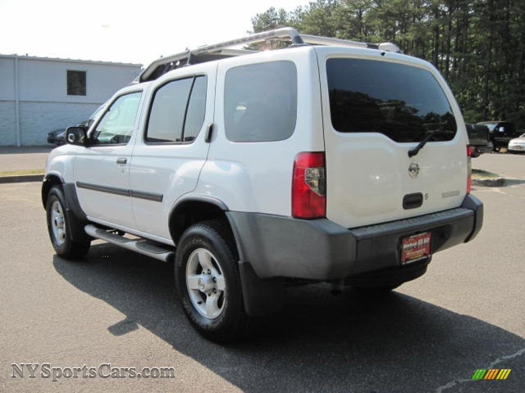 Mercedes Benz Of Pittsburgh >> 2004 Nissan Xterra XE 4x4 in Avalanche White photo #2 ...