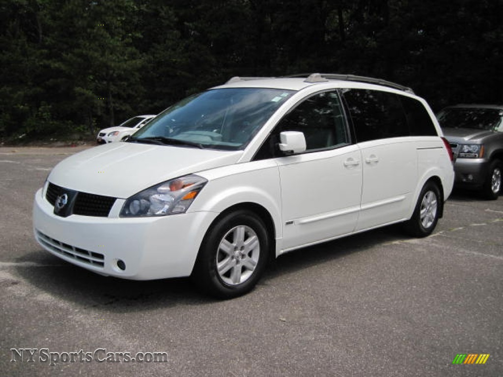 2006 nissan quest 3 5 sl in nordic white pearl 114270 cars for sale in. Black Bedroom Furniture Sets. Home Design Ideas